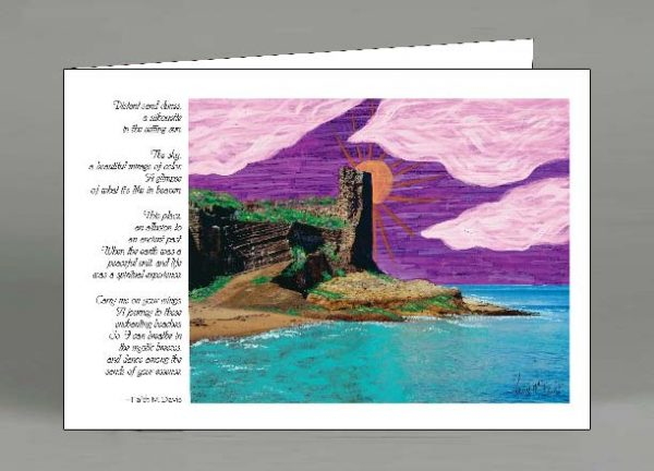 Castles St. Andrews Note Card